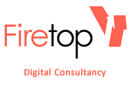 Digital Consultants | Google Adwords | Wordpress | Dorking, Surrey | Firetop Ltd logo